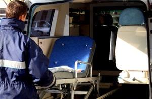 RC PRO Stagiaire ambulancier